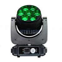 China 3 pin XLR Stage Moving Head Light With ABS Flame Retardant Plastic Housing on sale