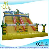 Buy cheap Hansel 2015 new design super fun climbing inflatable slides for kids from wholesalers