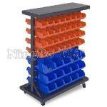 Buy cheap Mobile Storage Bin Rack (TLTB-002) from wholesalers