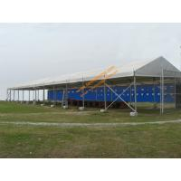 Outdoor Event Tent  6m width  Hard Pressed Extruded Aluminum Structure PVC Cover