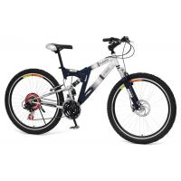 Buy cheap 21' Speed mountain bike manufacturer full suspension mountain bikes for sale from wholesalers