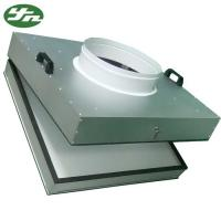 Buy cheap Replaceable Hepa Filter Ceiling Hepa Diffusers from wholesalers