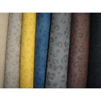 Buy cheap synthetic PU leather for sofa,bag,shoes,glove,etc from wholesalers