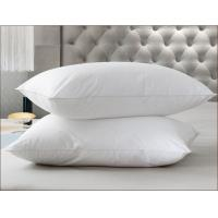 Buy cheap Hotel 50% Goose Feather And Down Pillows For Bed Dry And Breathable from wholesalers