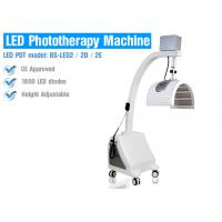 Buy cheap PDT LED Red Light Therapy For Skin / Wrinkles , Red Light Facial Therapy Devices from wholesalers
