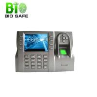 Buy cheap Bio-iclock580 Thumb Scanner Employee Time Tracking Software Free from wholesalers