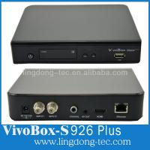 Buy cheap azbox bravissimo vivobox s926 plus digital satellite receiver for south america from wholesalers