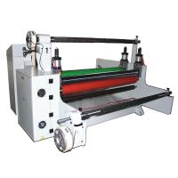 Buy cheap adhesive tape/ protective film paper hot roll laminating machine from wholesalers