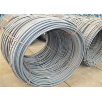 Buy cheap AISI 1060 / DIN CK60 Carbon Steel Wire Rod In Coils For Tools , Construction Steel Rods product