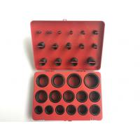 Buy cheap Red Colour Rubber O Ring Kit , Aerospace Standard AS568A Viton O Ring Kit from wholesalers