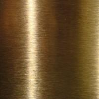 Buy cheap SUS316L Golden Colors Colored Stainless Steel Sheets ,PVD Decoration Sheets product