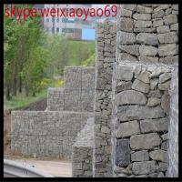 Buy cheap Welded Gabion Wall/ Rock Gabion Wire Mesh / Gabion Cages Gabion baskets mesh/Ganion Mattress from wholesalers