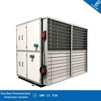 Buy cheap High Efficiency AHU Fresh Air Handling Unit With Dehumidifier Heat Recovery from wholesalers
