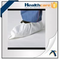 Buy cheap Anti Static Disposable Shoe Cover Non Woven , Slip Resistant Shoe Protectors  from wholesalers