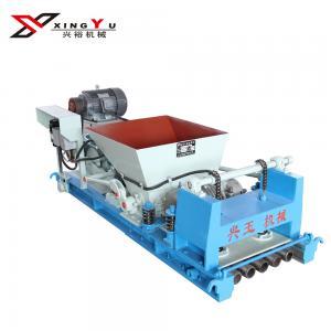 China Precast concrete hollow core slab machine on sale