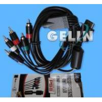 Buy cheap PS3 Component AV Cable with 1.8m Length from wholesalers