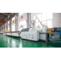 Buy cheap wpc , pvc profiles , pe profiles , outdoor decking , fence profile, cross beam prfoile , column profile extrusion line from wholesalers