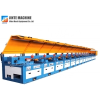 Buy cheap JINTE 560mm Drum Straight Line Wire Drawing Machine from wholesalers