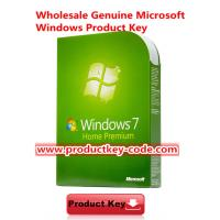 Buy cheap Microsoft Windows 7 Product Key Codes For Windows 7 Home Premium FPP key ESD Download from wholesalers