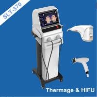 Buy cheap Ultherapy HIFU Skin Lifting Machine , Thermage Fractional RF Beauty Machine from wholesalers