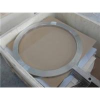 Buy cheap 347 UNS S34700 1.4550 spacer ring WN SO SW blind plate lap joint flange forging disc ring bleed ring from wholesalers