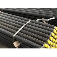 Buy cheap High Frequency Welding Serrated Finned Tube SA192M 200 Fins Per Meter from wholesalers