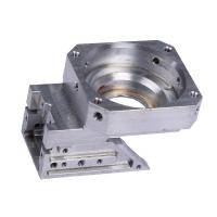 Buy cheap SGS Custom Rapid Prototype Machined Parts , Mechanical CNC Turning Parts from wholesalers