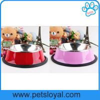 Buy cheap Manufacturer Pet Feeder Stainless Steel Dog Bowl, Pets Products from wholesalers