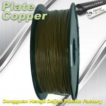Red Copper 1.75Mm 3D Printer Metal Filament High Temperature Resistance