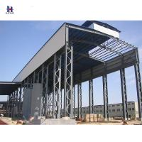 Buy cheap building light steel structure prefabricated house steel warehouse structure from wholesalers