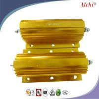 Buy cheap Aluminum Housed Carbon Film Resistor Wirewound Resistors 300W75RJ from wholesalers