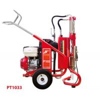 Buy cheap Residential Heavy Duty Hydraulic Paint Sprayer / Spray Painting Equipment from wholesalers