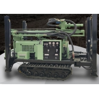 Buy cheap Fast Pneumatic Percussive 180m Rock Drilling Machine from wholesalers