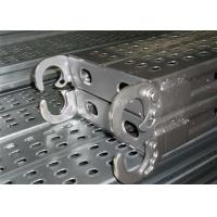 Buy cheap Stable Galvanized Steel Scaffold Planks Adjustable Scaffold Plank Welded Technic from wholesalers