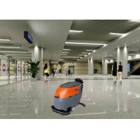 Buy cheap Side Open Tank Industrial Walk Behind Floor Scrubber Machine Low Noise Design from wholesalers