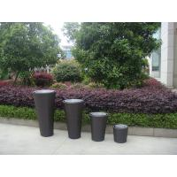 Buy cheap UV Resistant Cane / Wicker Flower Pot For Restaurant Office Bar from wholesalers