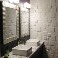 Buy cheap Soundproof 3d Ceiling Panel Artifical Stone Wall Alternative wall Coverings for from wholesalers