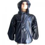 Buy cheap children pu raincoat from wholesalers