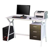 Buy cheap Office Furniture Computer Desk with Cabinet for Clerk from wholesalers