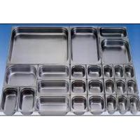 Buy cheap China Stainless Steel Gastronorm container food GN Pan and Lids from wholesalers