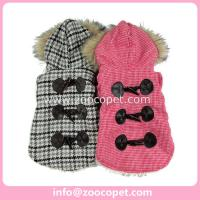 Buy cheap Winter Dog Coat Pet Apparel ZC14-220 from wholesalers