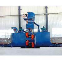 Buy cheap I beam Steel structure shot blasting machine in good quality and long service life from wholesalers