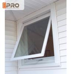 Buy cheap Double Glazing Aluminum Awning Windows / Top Hung Roof Window ISO9001 aluminum window louver awning Aluminum top hung from wholesalers