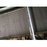 Buy cheap Woven Customized Ss Wire Mesh Conveyor Belt Service Life More Than Five Years from wholesalers