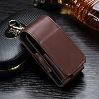 Buy cheap Anti Scratch Leather Ecig Case Holder For IQOS Electronic Cigarette Pouch Bag from wholesalers