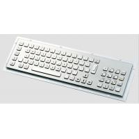 Buy cheap ATM Keyboard With PCI EPP , Self Service Terminal Metal Keyboard With Trackball from wholesalers