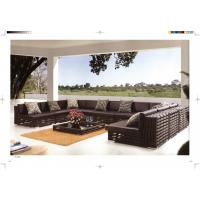 Buy cheap new product five star rattan sofa luxury sofa hotel sofa from wholesalers