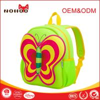 Buy cheap Beautiful Zipper Toddler Girl Backpack , Personalized Book Bags For Kids Durable product
