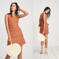 Buy cheap Women Summer Dress Beach Mini Bohemian Clothing from wholesalers