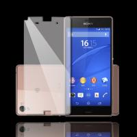 Buy cheap Sony Xperia Z3/Z2 tempered glass screen protector 0.33mm ultra thin 9H high transparency from wholesalers